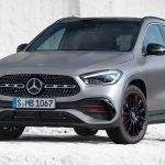 Mercedes-Benz GLA 2020 : caractéristiques et lancement
