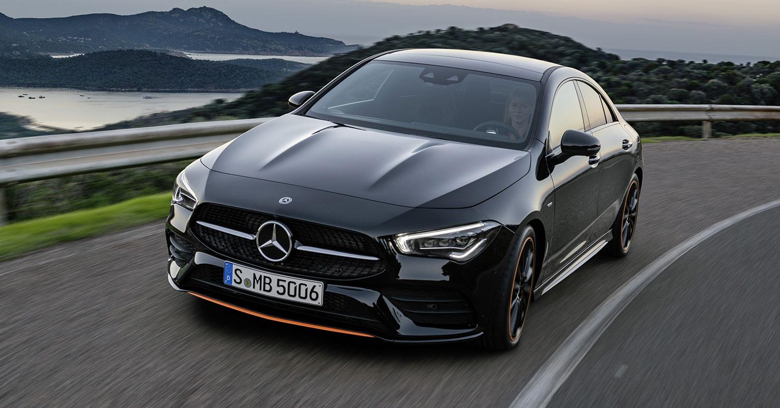 Mercedes CLA 2019 : caractéristiques, lancement et tarifs