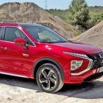 Mitsubishi Eclipse Cross : désormais hybride rechargeable