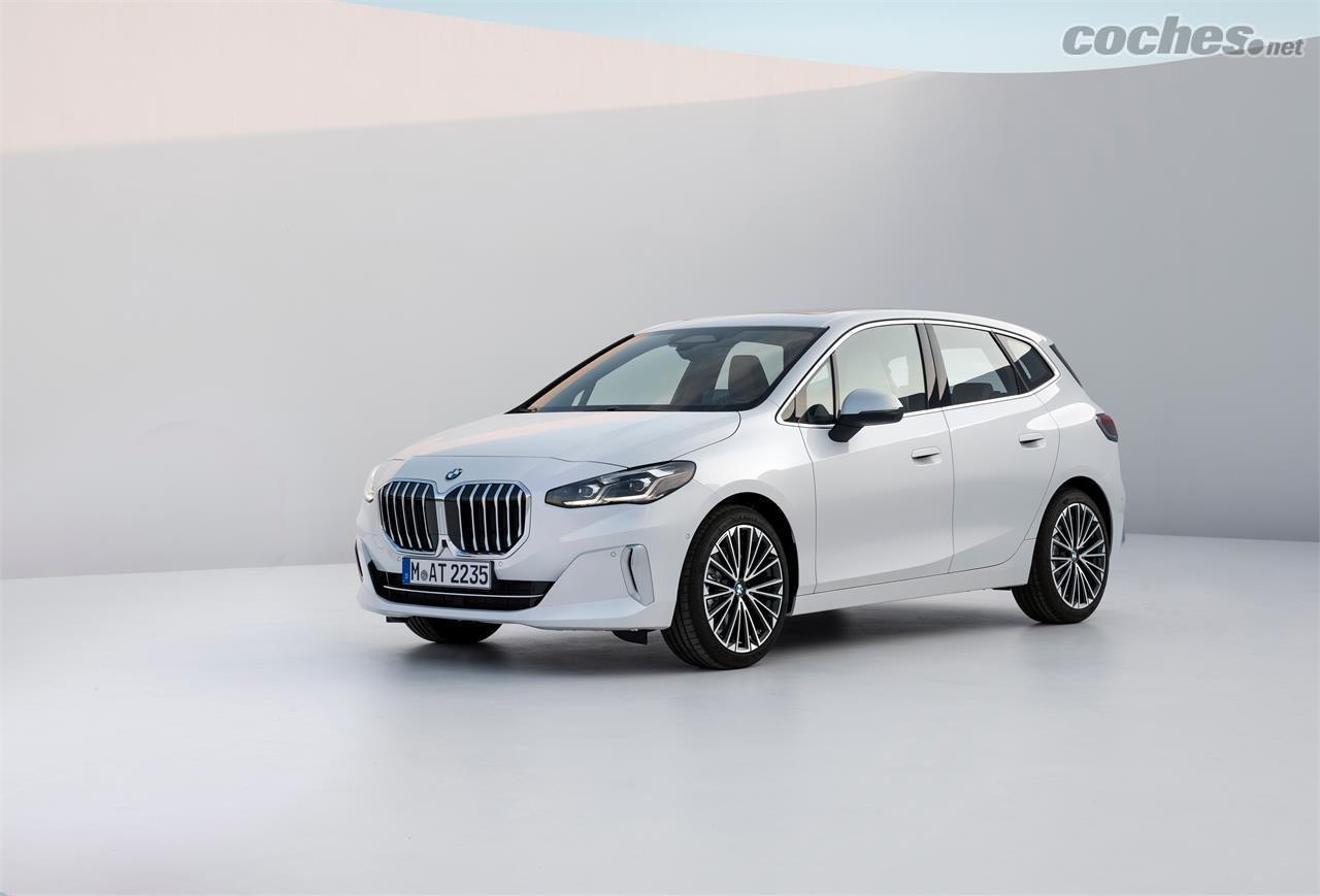 Nouvelle BMW Série 2 Active Tourer : la marque insiste sur un monospace compact