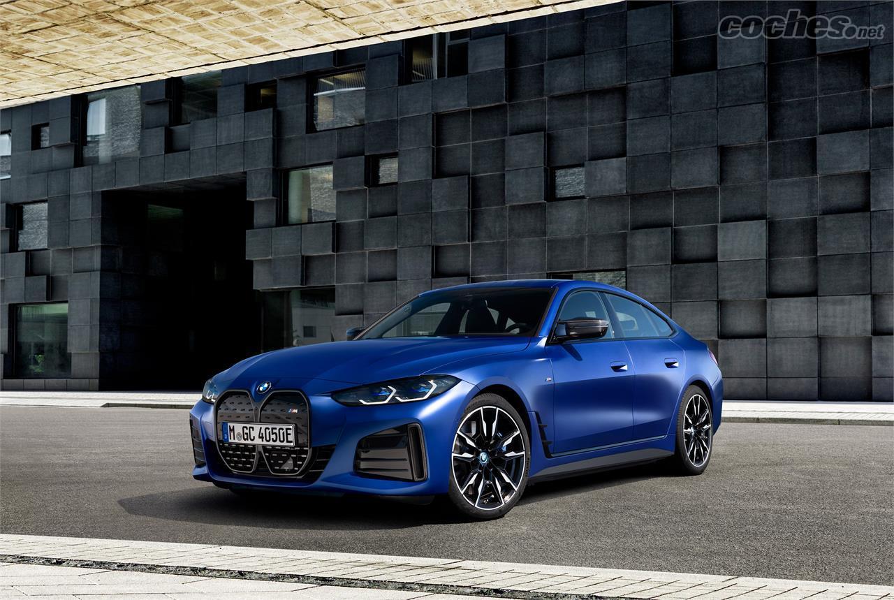 Nouvelle BMW i4 M50    Nouvelles Cars.net
