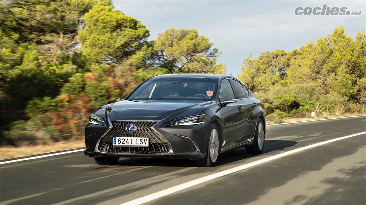 Nouvelle Lexus ES 2022 : Un « quasi-restyling » pour la berline japonaise