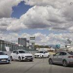 HYUNDAI Bayon - La gama N de Hyundai está compuesta por los i20 N, i30 N e i30 N Fastback y por el recién llegado Kona N.