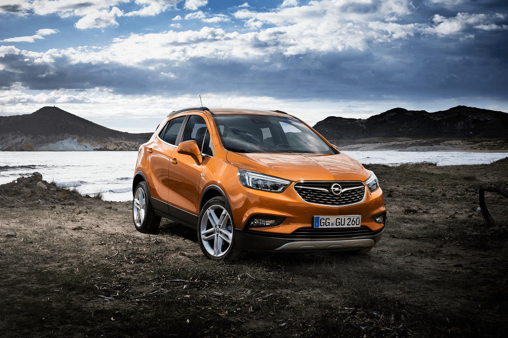 Nouvelles finitions et tarifs pour l'Opel Mokka X 2019