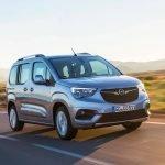Opel Combo 2018 : fiche technique, lancement et tarifs