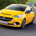 Opel Corsa GSi 2019: caractéristiques et prix