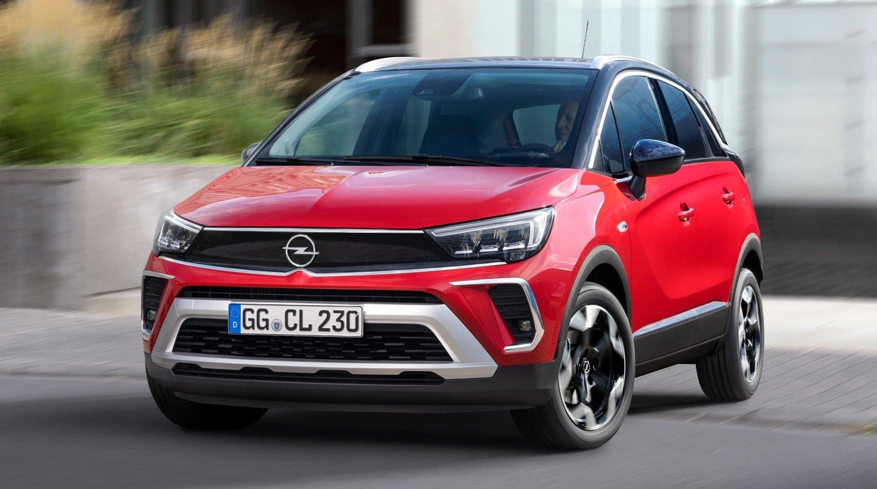 Opel Crossland 2021 : caractéristiques, date et tarifs