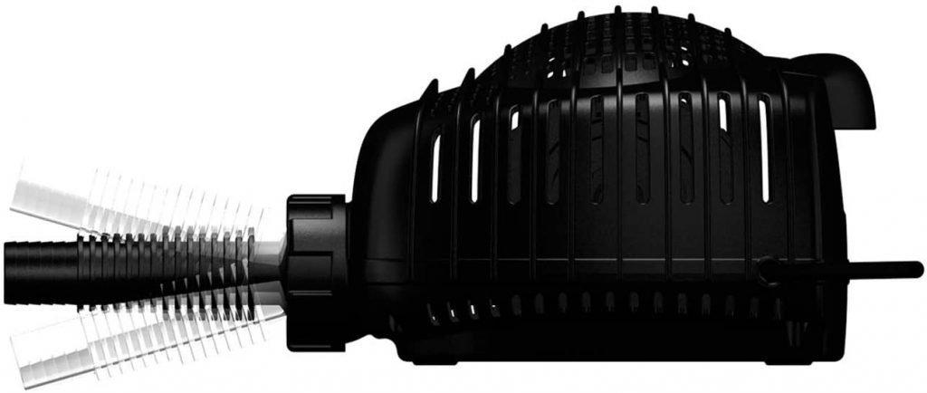 Pompe à eau solaire ESOTech