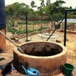 Pompe à eau solaire pour arrosage de jardin