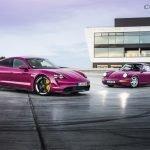 Porsche met à jour le Taycan pour 2022 et améliore son autonomie au jour le jour