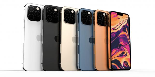 Lancement de la gamme d'iPhone le 13 septembre