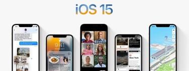 iOS 15:44 fonctions et astuces pour presser la nouvelle version du système d'exploitation
