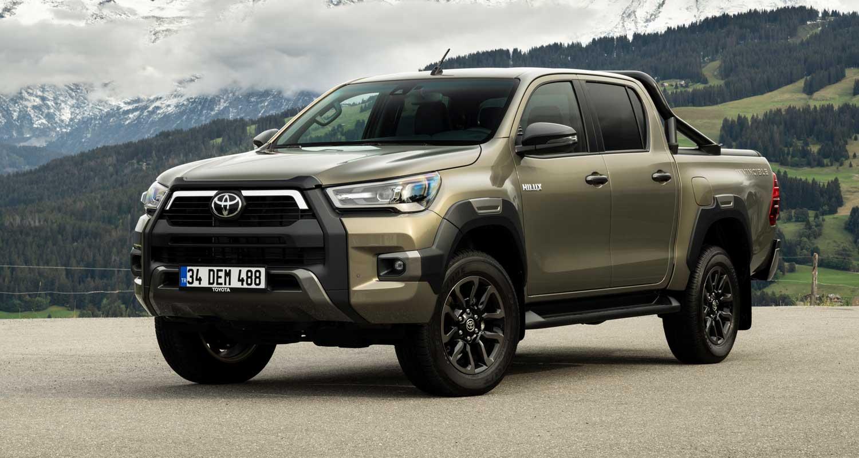 Toyota Hilux 2021 : caractéristiques, date et tarifs