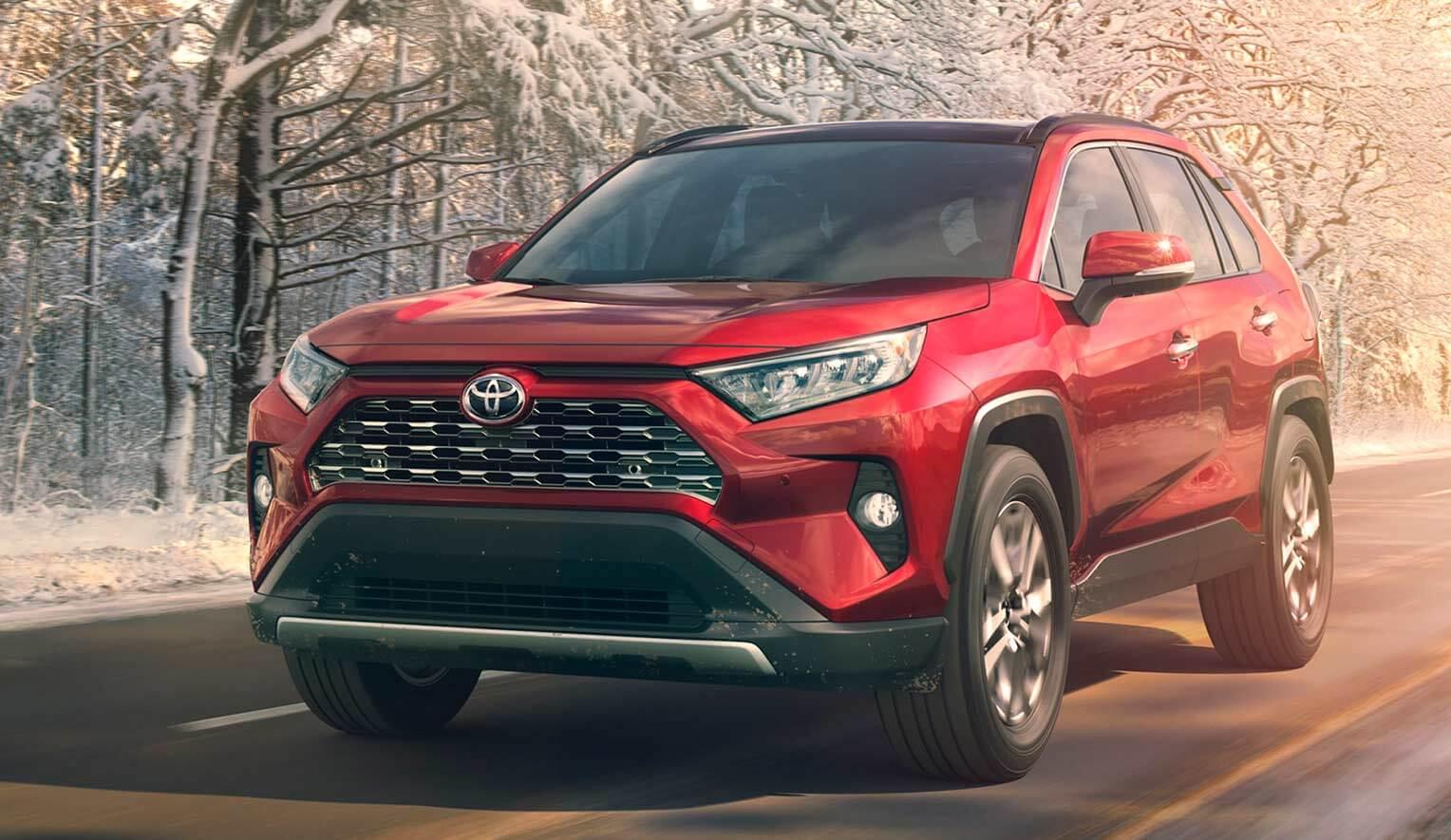 Toyota RAV4 2019 : caractéristiques, lancement et prix