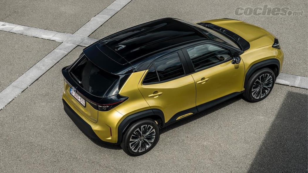 TOYOTA Yaris Cross - Sous quels angles, la Toyota Yaris Cross peut ressembler à un RAV en petit.