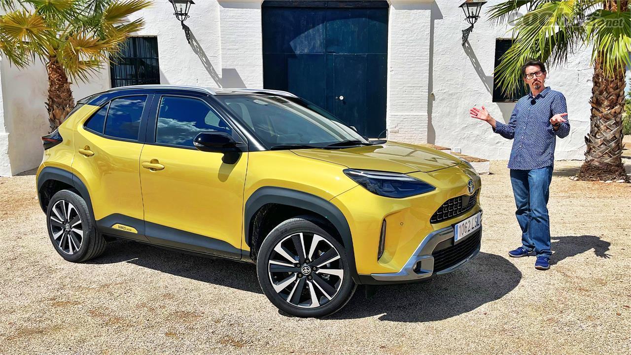 Toyota Yaris Cross : Un SUV pas forcément urbain
