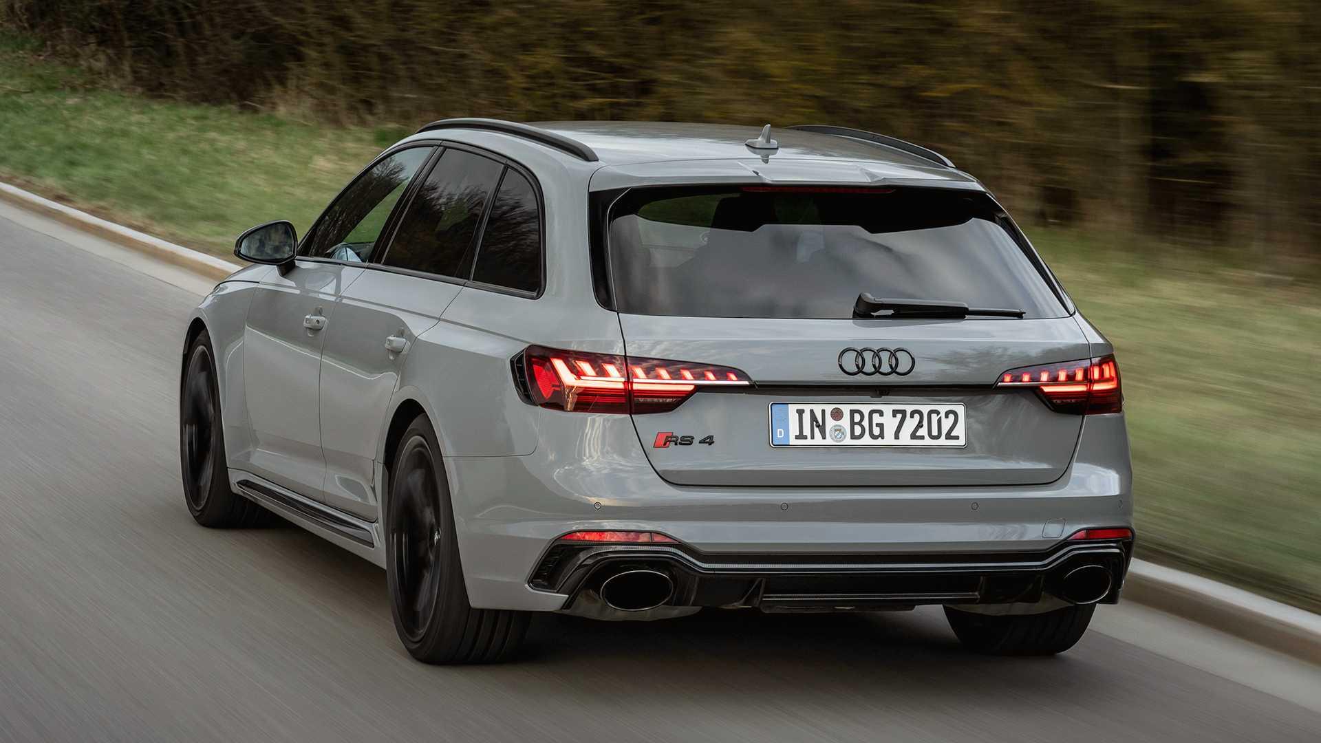 Audi RS 4 Avant 2020, essai
