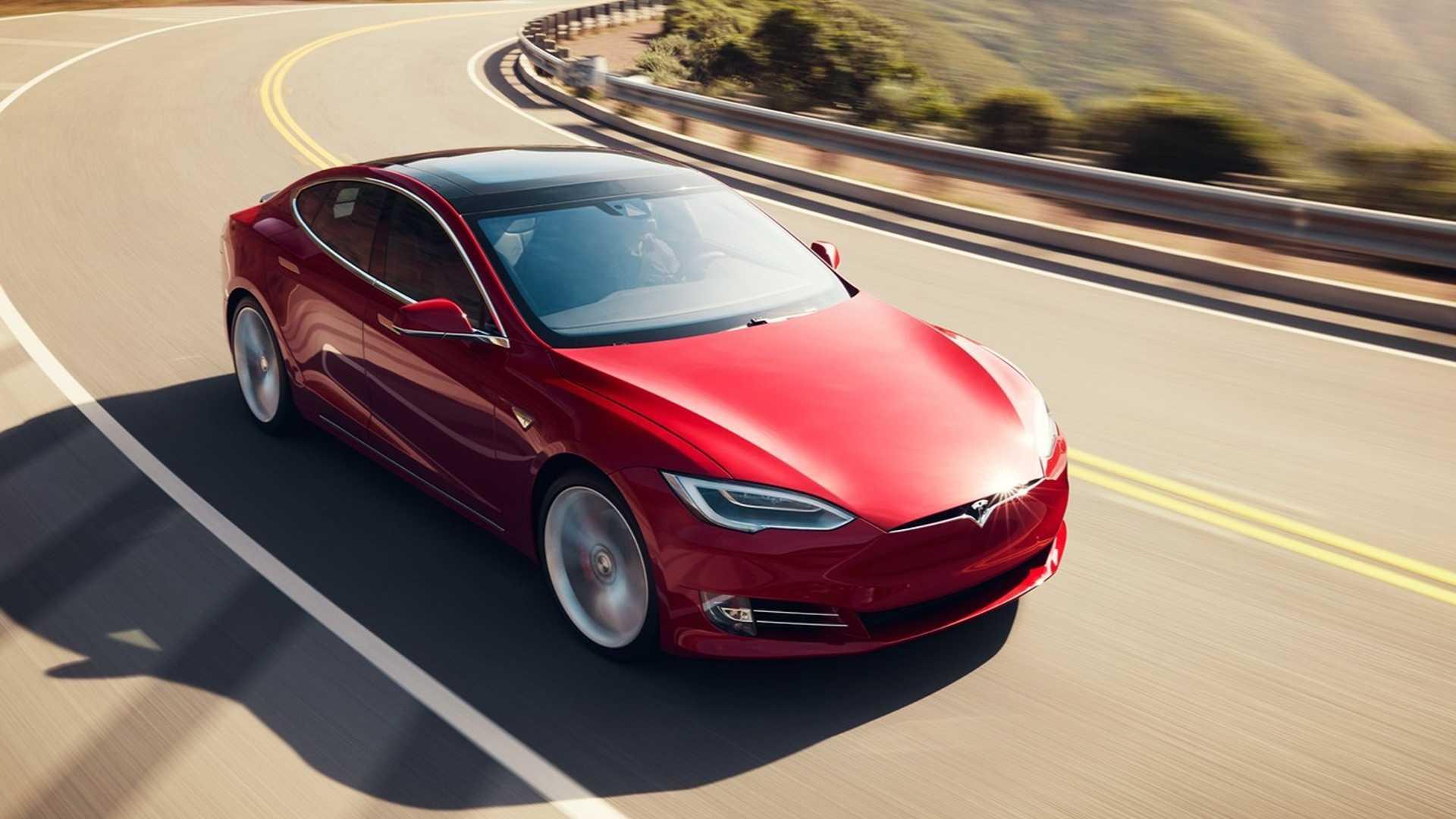 Tesla modèle S 2019