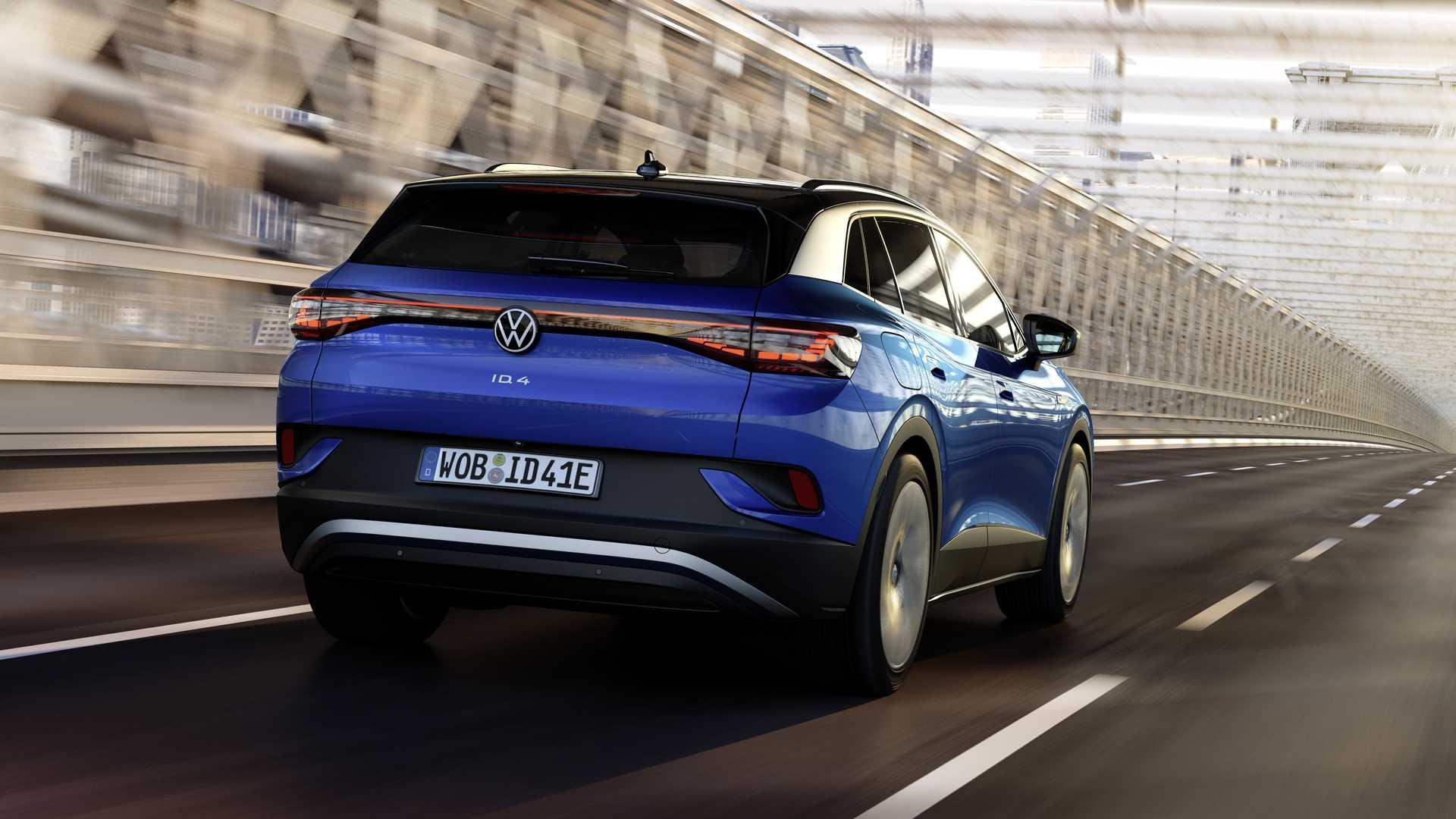Volkswagen ID.4, photos officielles