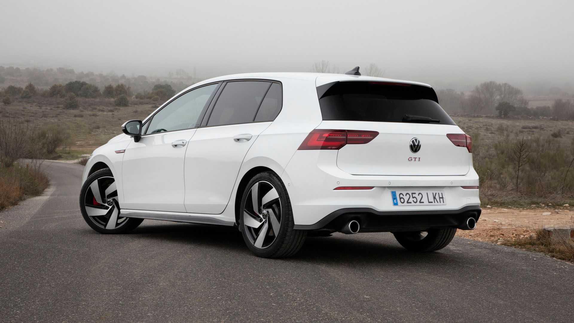 Essais Volkswagen Golf GTI 2021