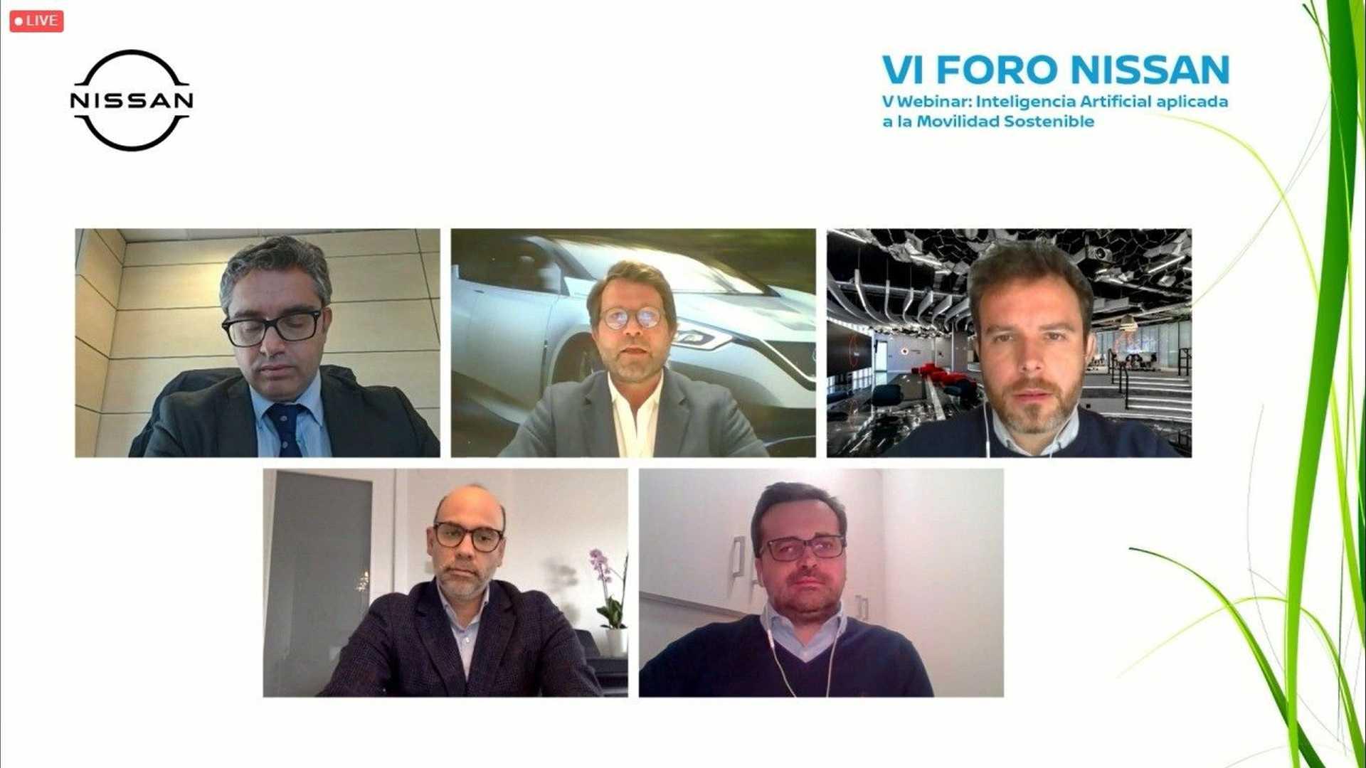 VI Forum Nissan pour la mobilité