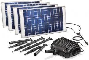 pompe à eau solaire Lugano101781